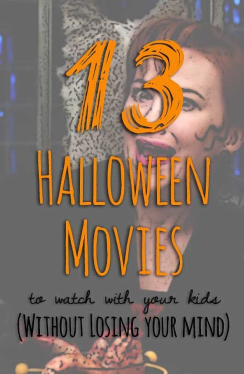 13 Halloween Movies to Watch With Your Kids (Without Losing Your Mind)