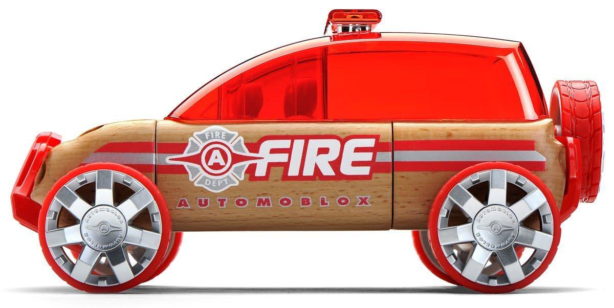 The X9 SUV Fire Vehicle