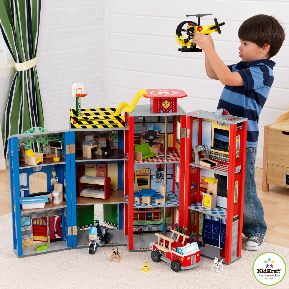 dollhouses-for-boys