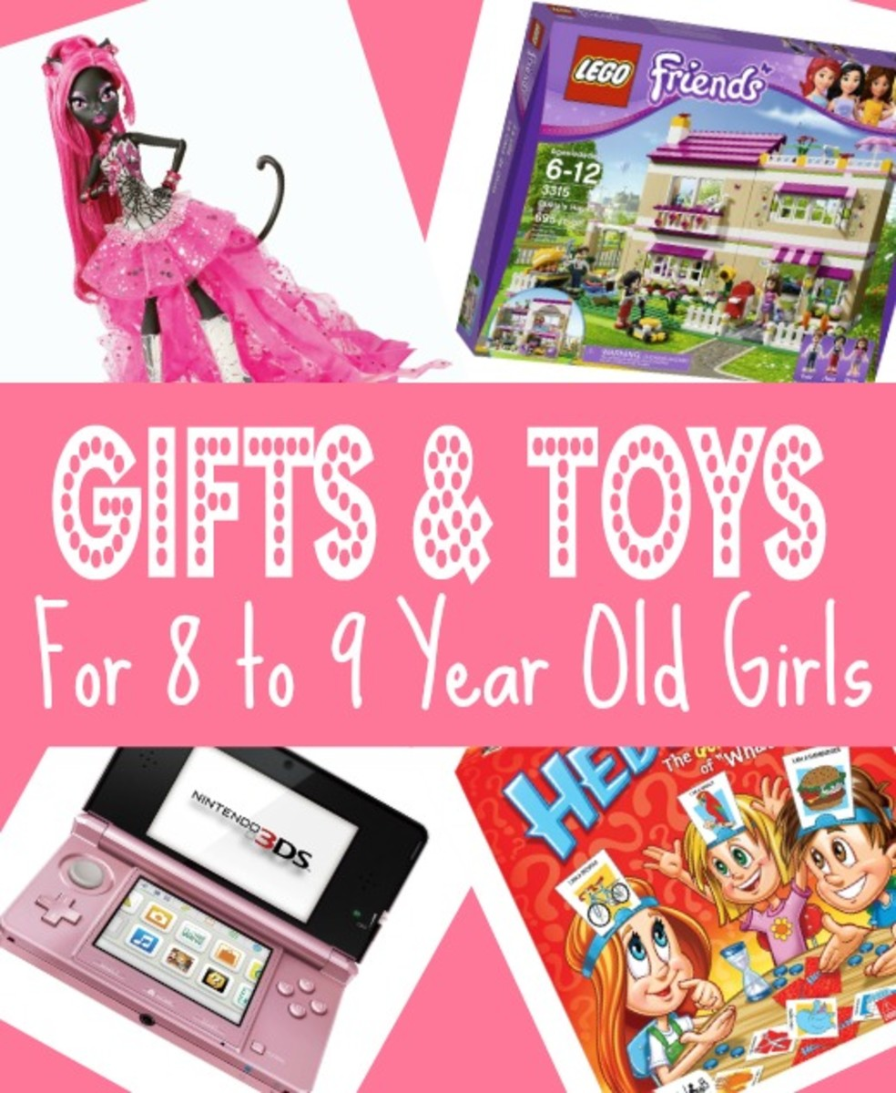 Toys For 8 Year Olds : Best gifts toys for year old girls in christmas