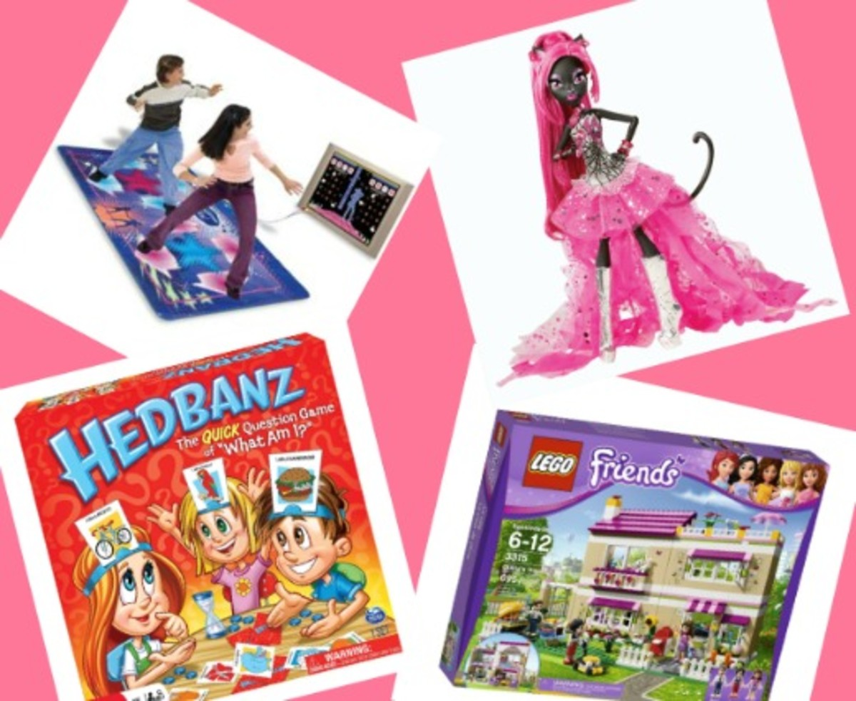 Popular Toys For 8 Year Olds 2013 : Best gifts toys for year old girls in christmas