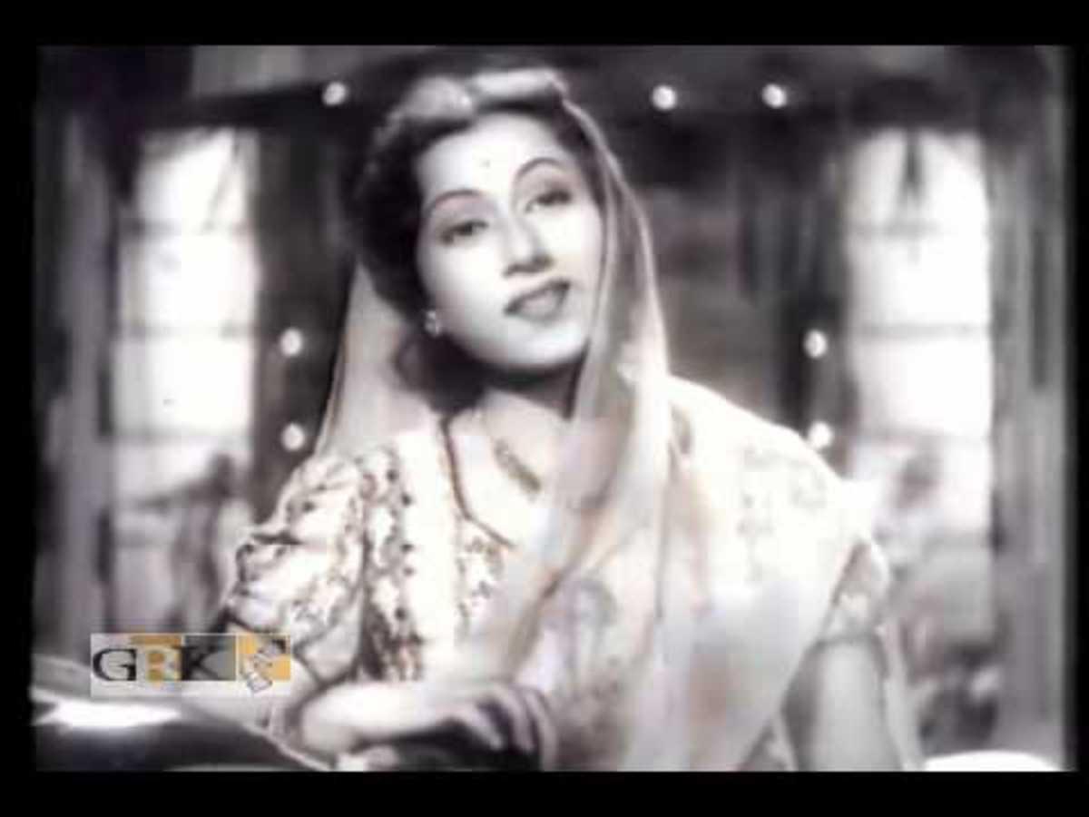 Madhubala in Beqasoor movie