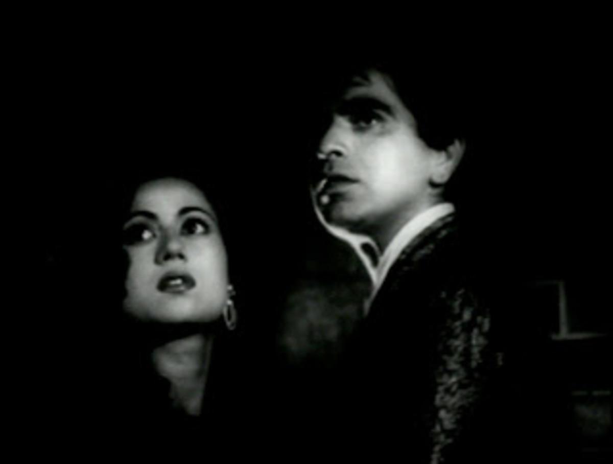 Madhubala in movie Sangdil