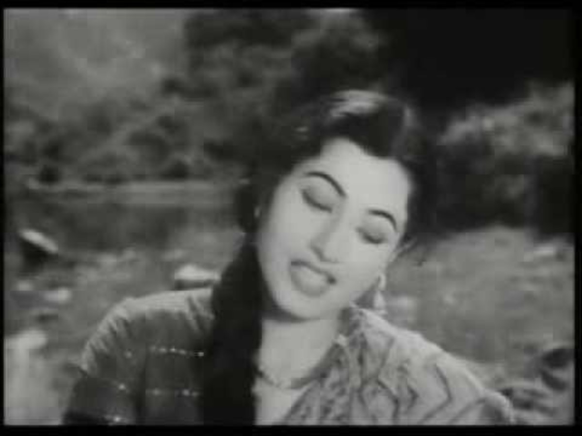 Madhubala in Beqasoor movie