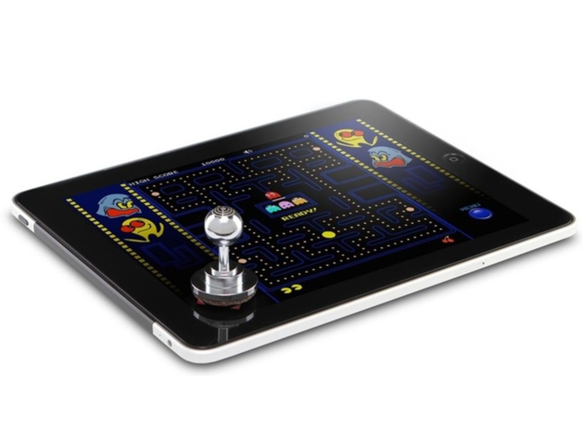 Joystick-It arcade style joystick for iPhone or iPad