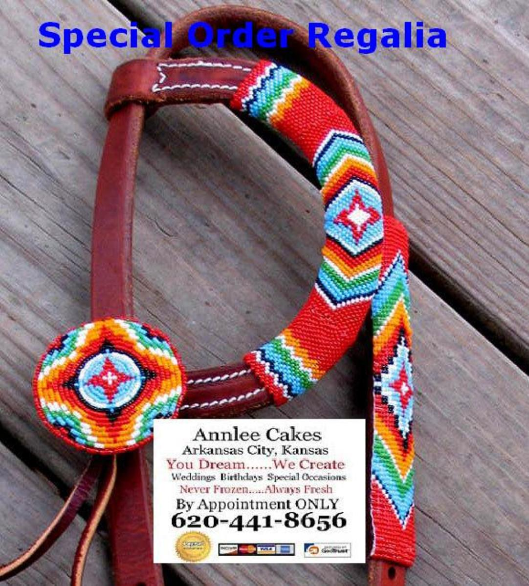 We craft Horse Tack.