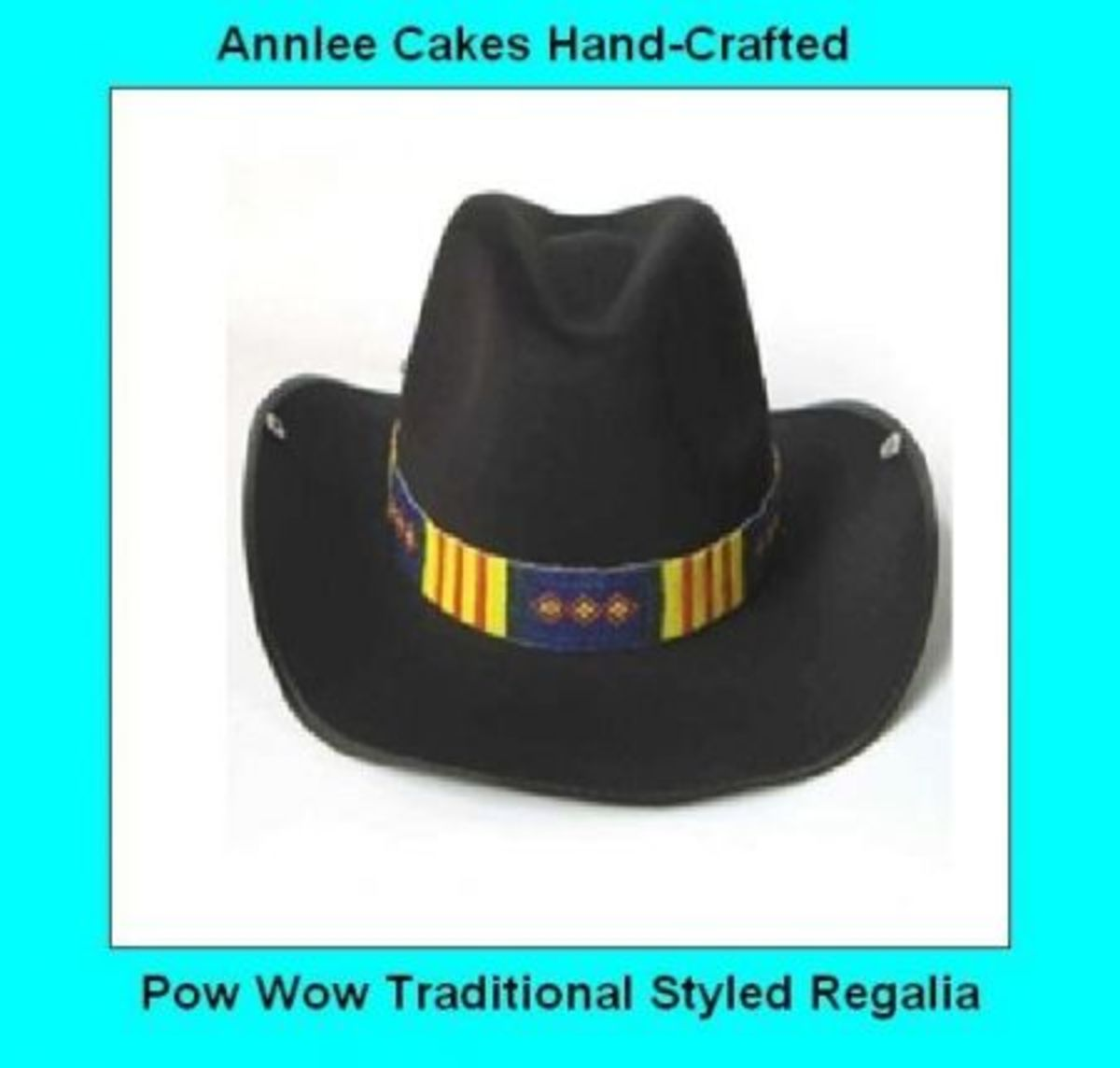 Annlee Cakes Hatbands