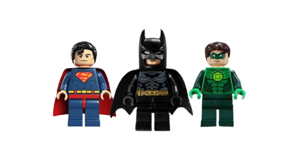 LEGO Super Heroes 2011