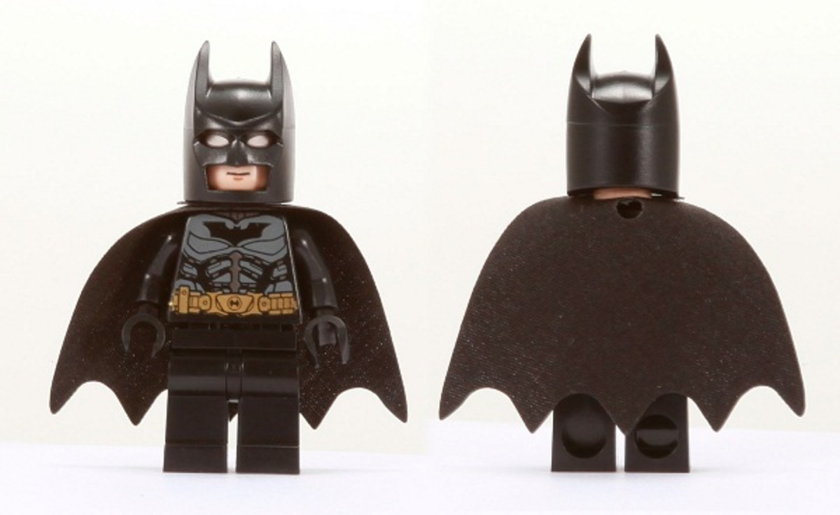 LEGO Batman Comic Con Minifigure 2011
