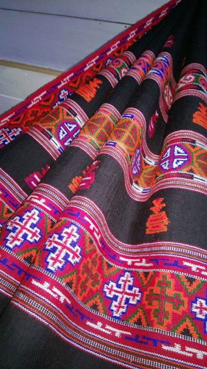The Shawls of Kinnaur