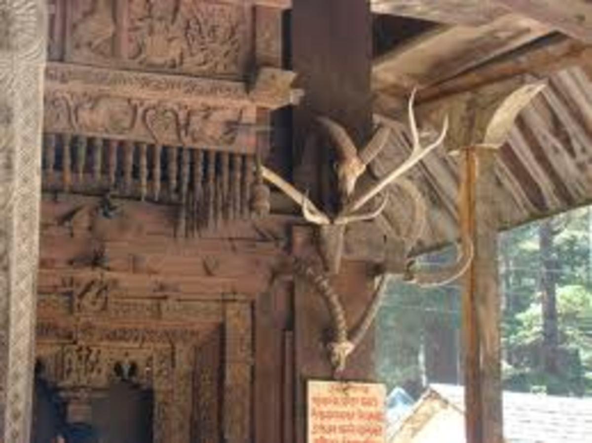 Hadimba Devi Temple at Manali
