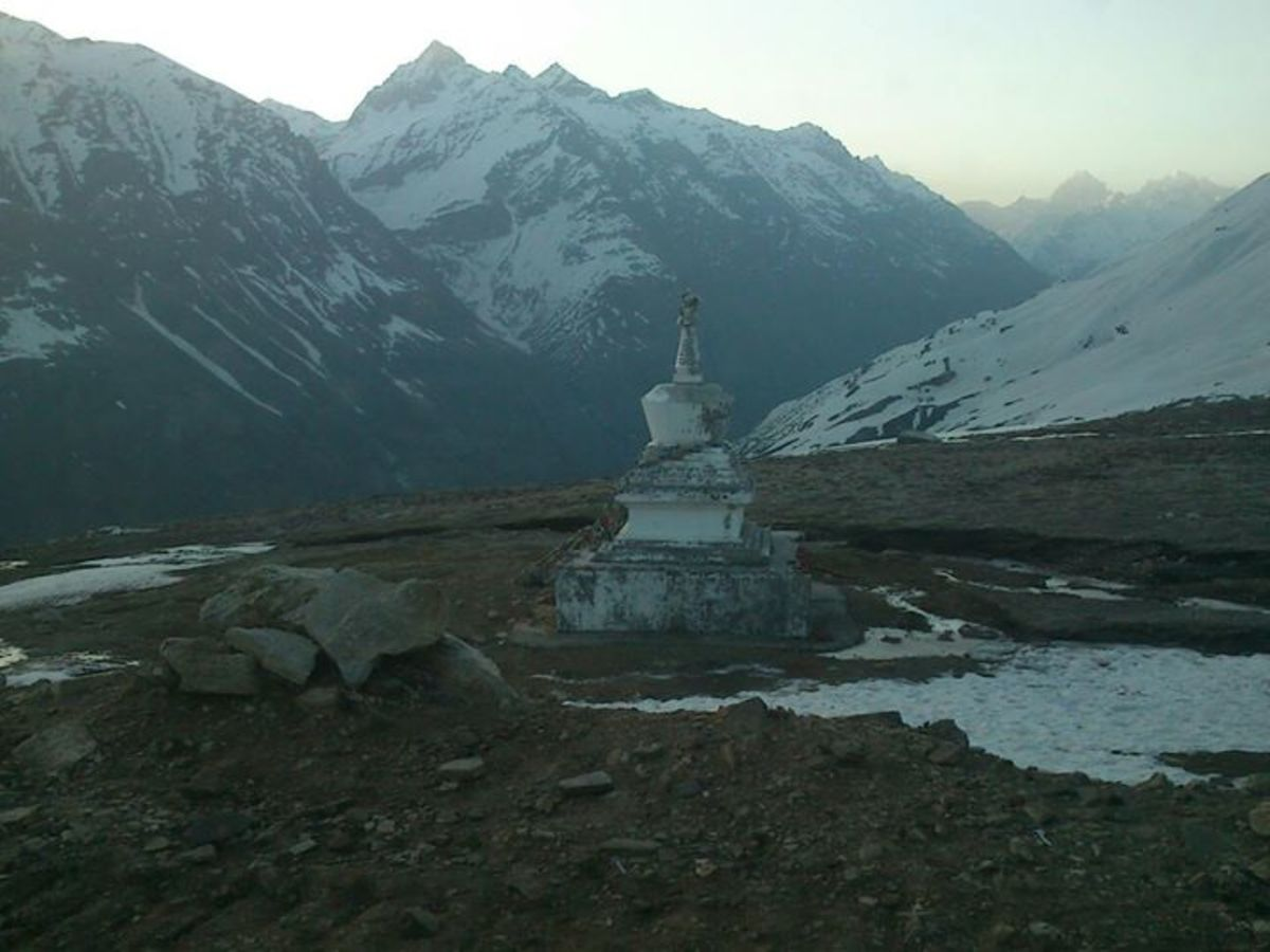 Rohtang Top
