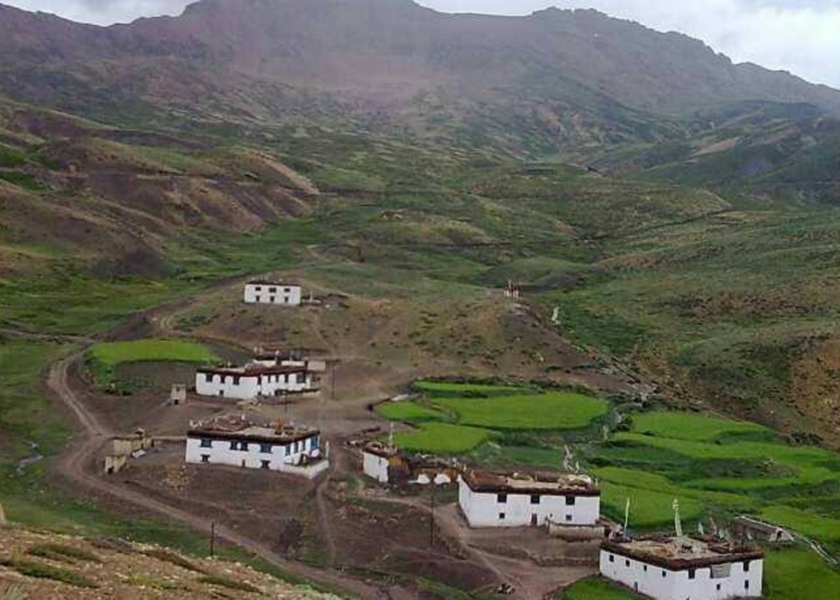 Komic, The Highest Village in Asia