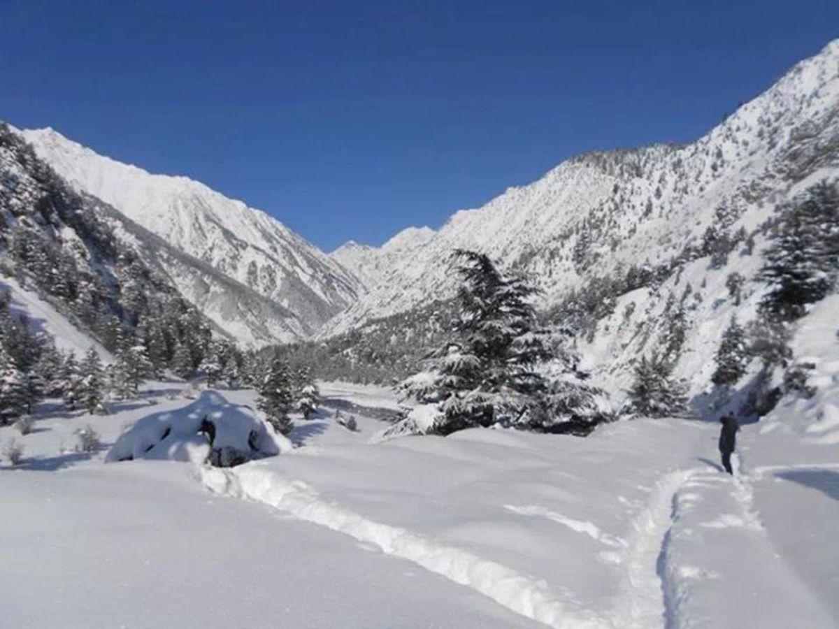 Tandi-Udaipur-Pangi-Jammu Highway