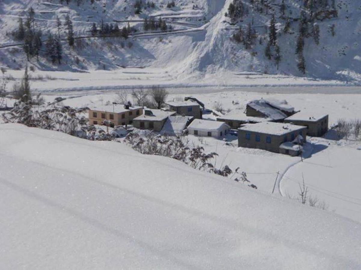 Koraki Village