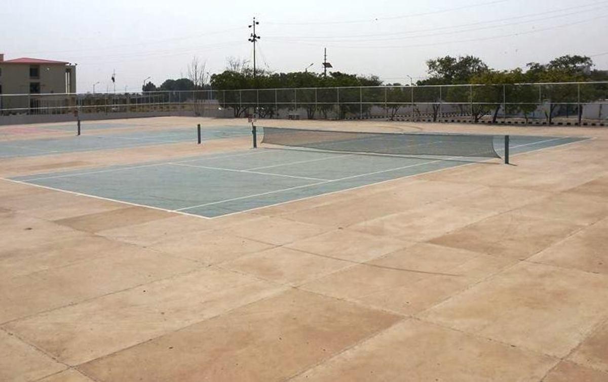 PNEC Tennis Courts