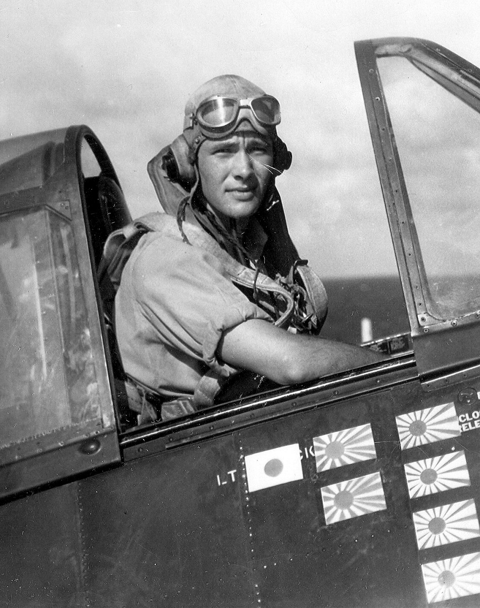 Top 10 WWII Ace Pilots