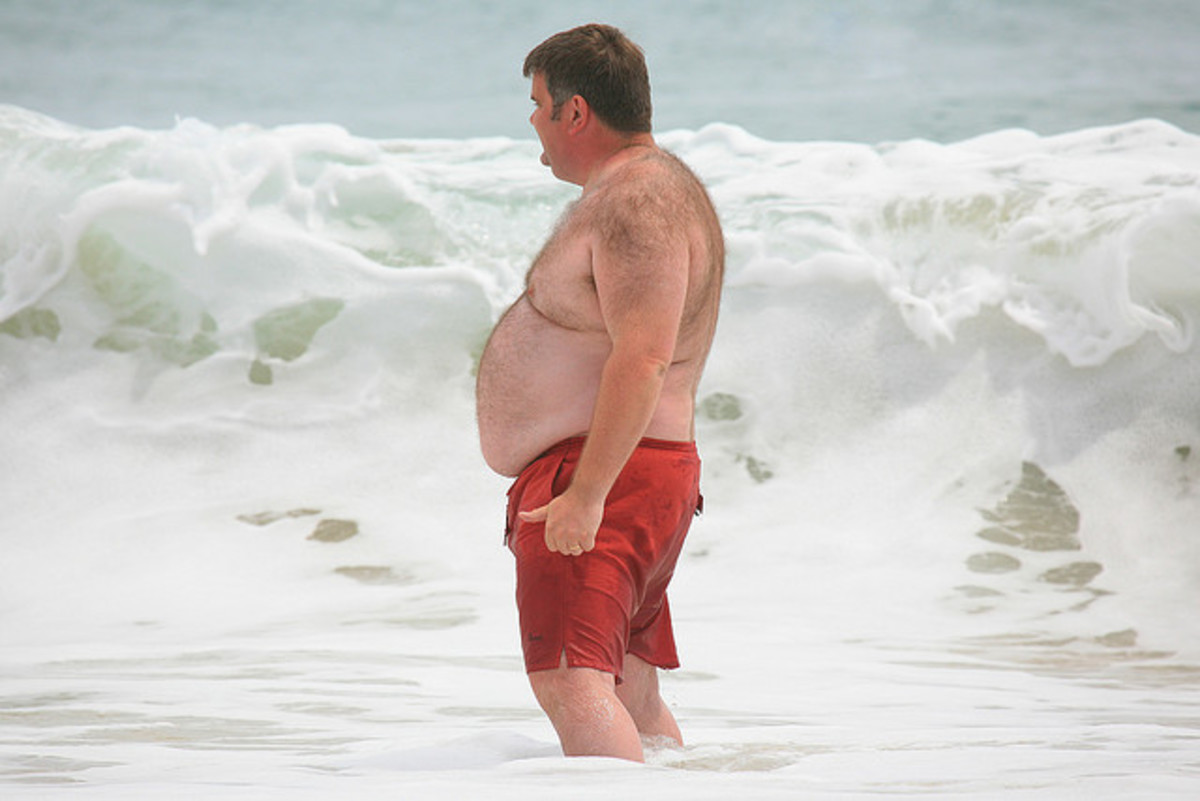 How to Get Rid of a Potbelly Without Losing Weight. Lose Beer Belly.