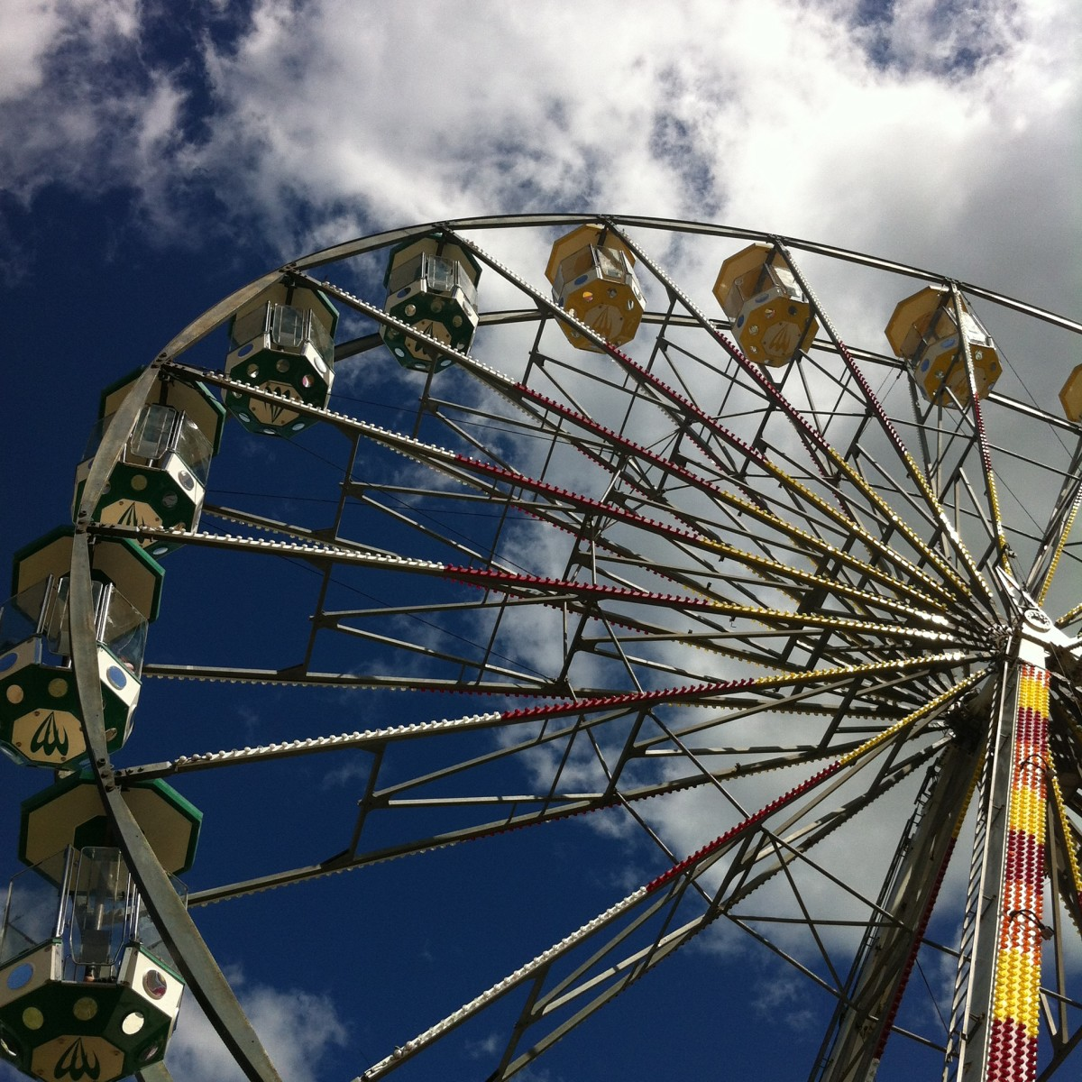 Ferris Wheel/Kingaroy Show 2014