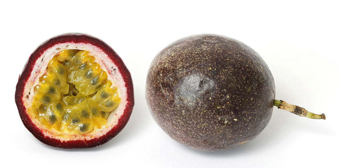 Passion fruit.