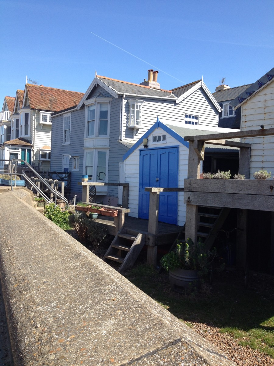 Whitstable in Kent