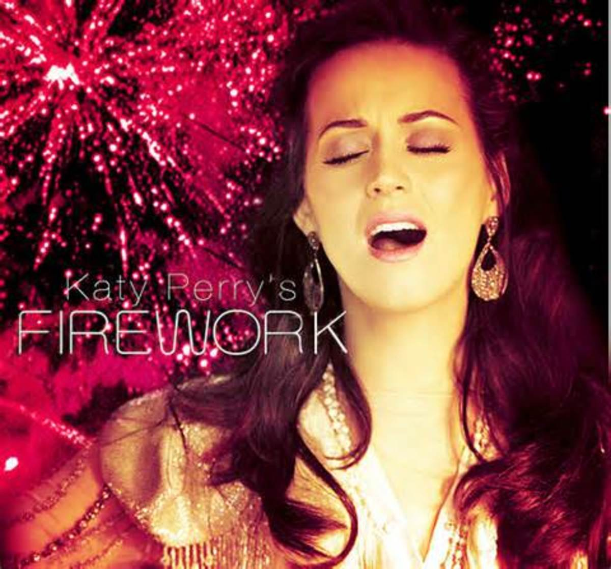 "Click on the link to listen to ""Firework"""