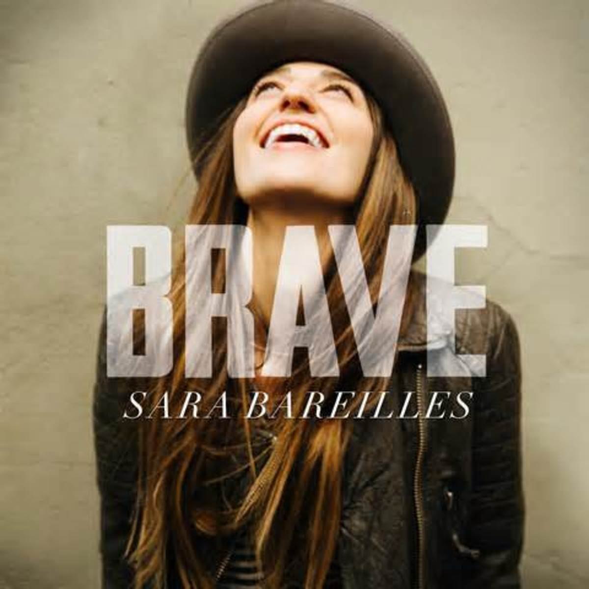 "Click on the link to listen to ""Brave"""