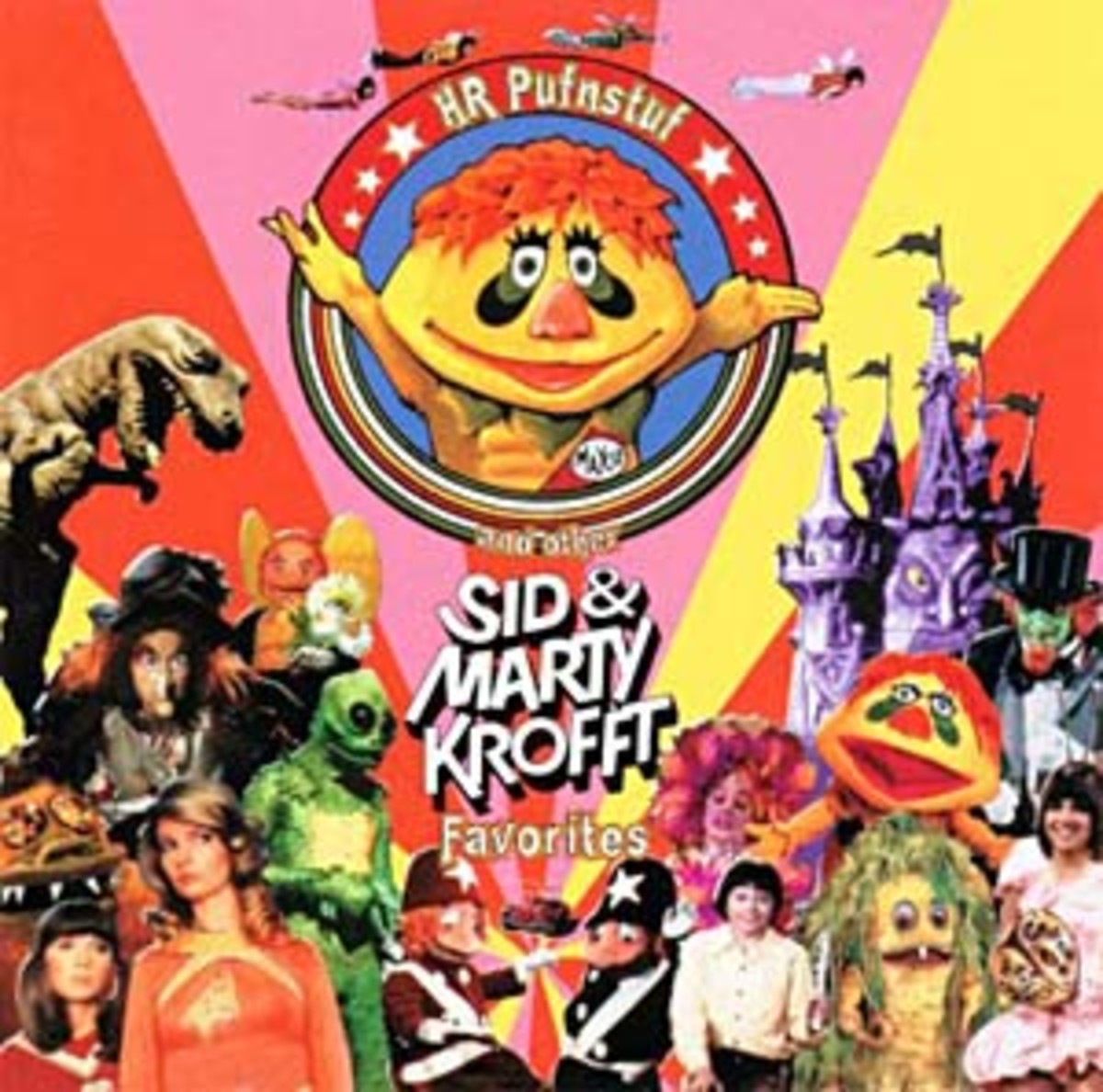 The best of Sid and Marty Krofft: Saturday morning television