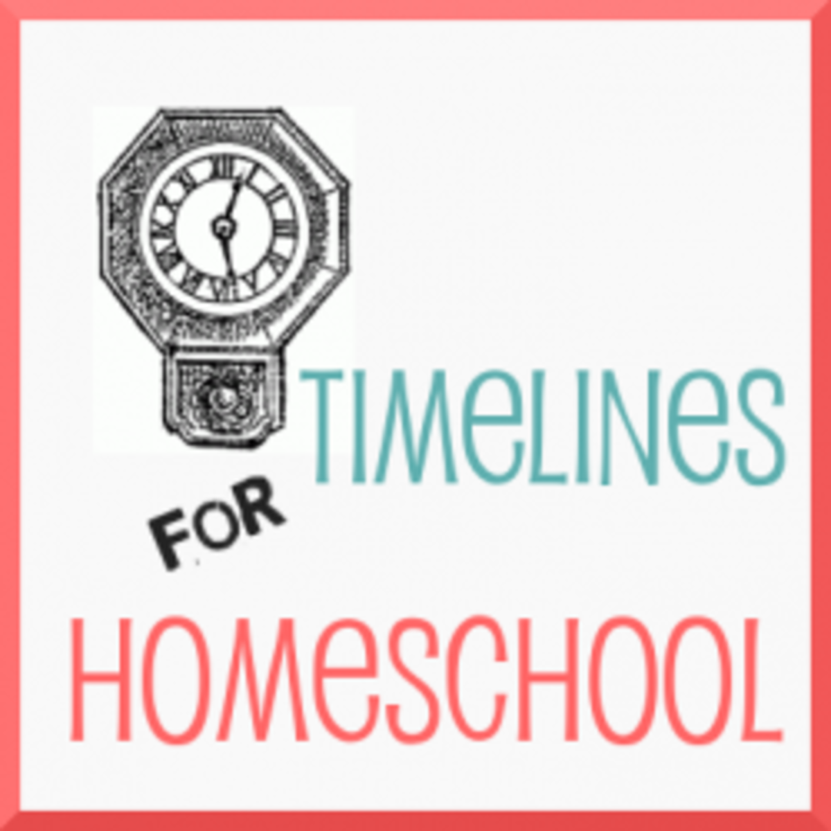 Timelines for Homeschool