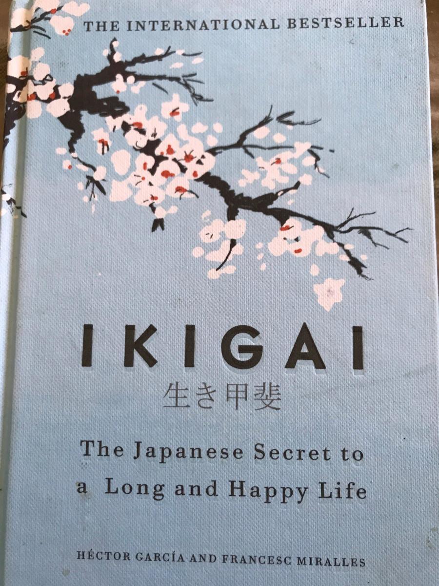 My Beautiful Ikigai Hardcover Copy