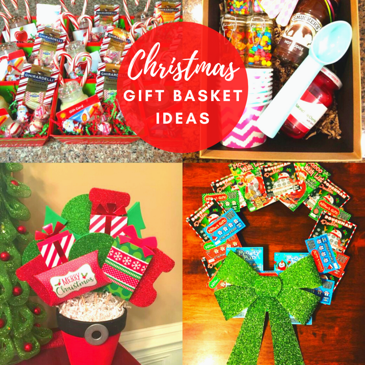 Christmas Gift Basket Ideas for Friends