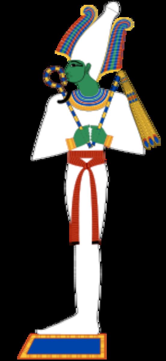 Osiris.. The Corn Incarnation