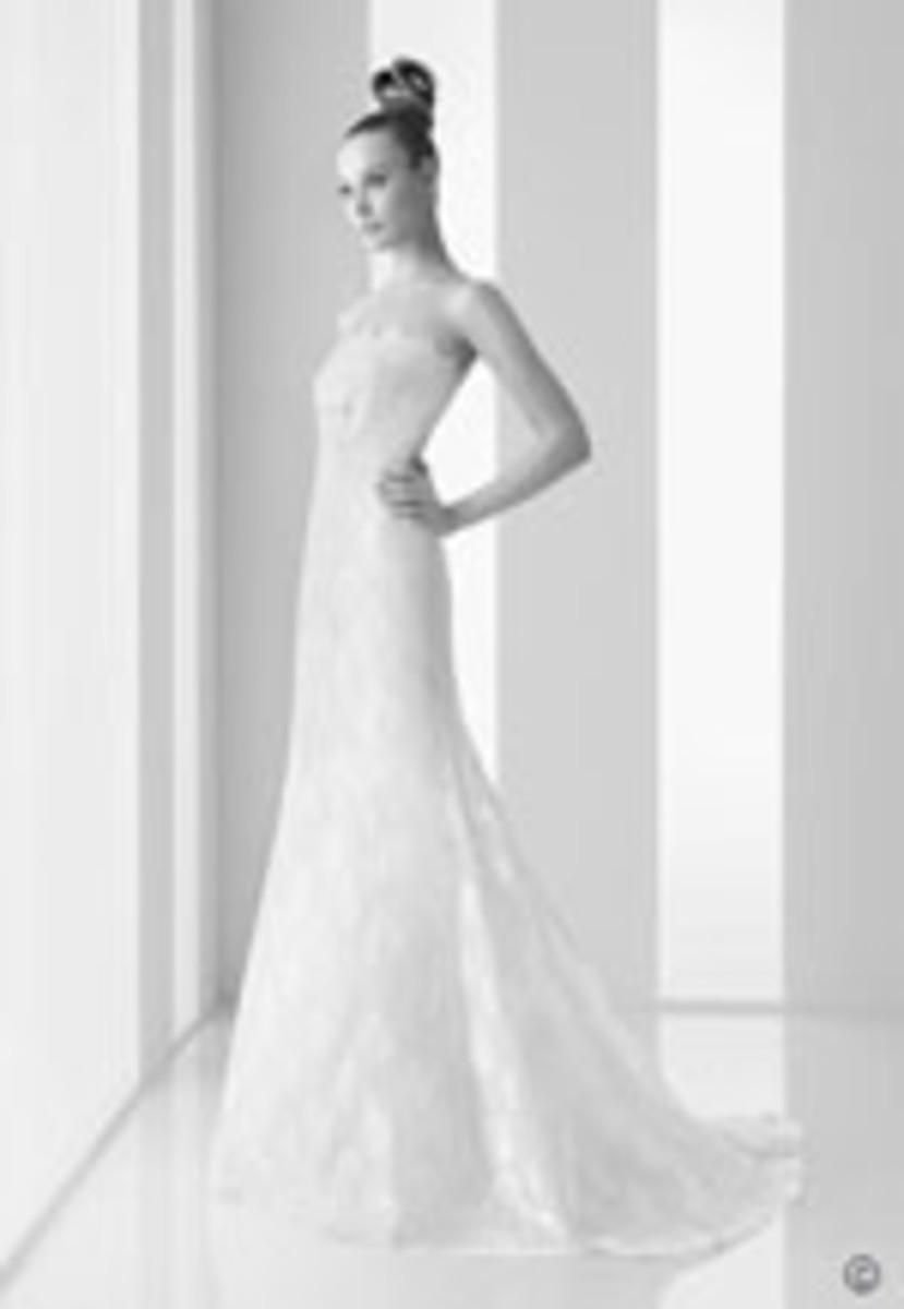 Rosa Clara Wedding Gown www.ubrides.com