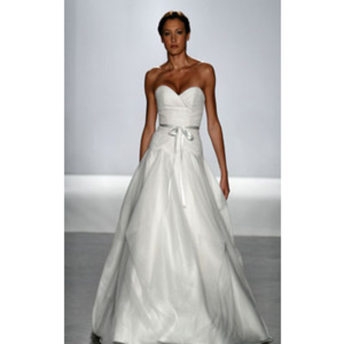 Ball Gown Wedding Dress www.polyvore.com