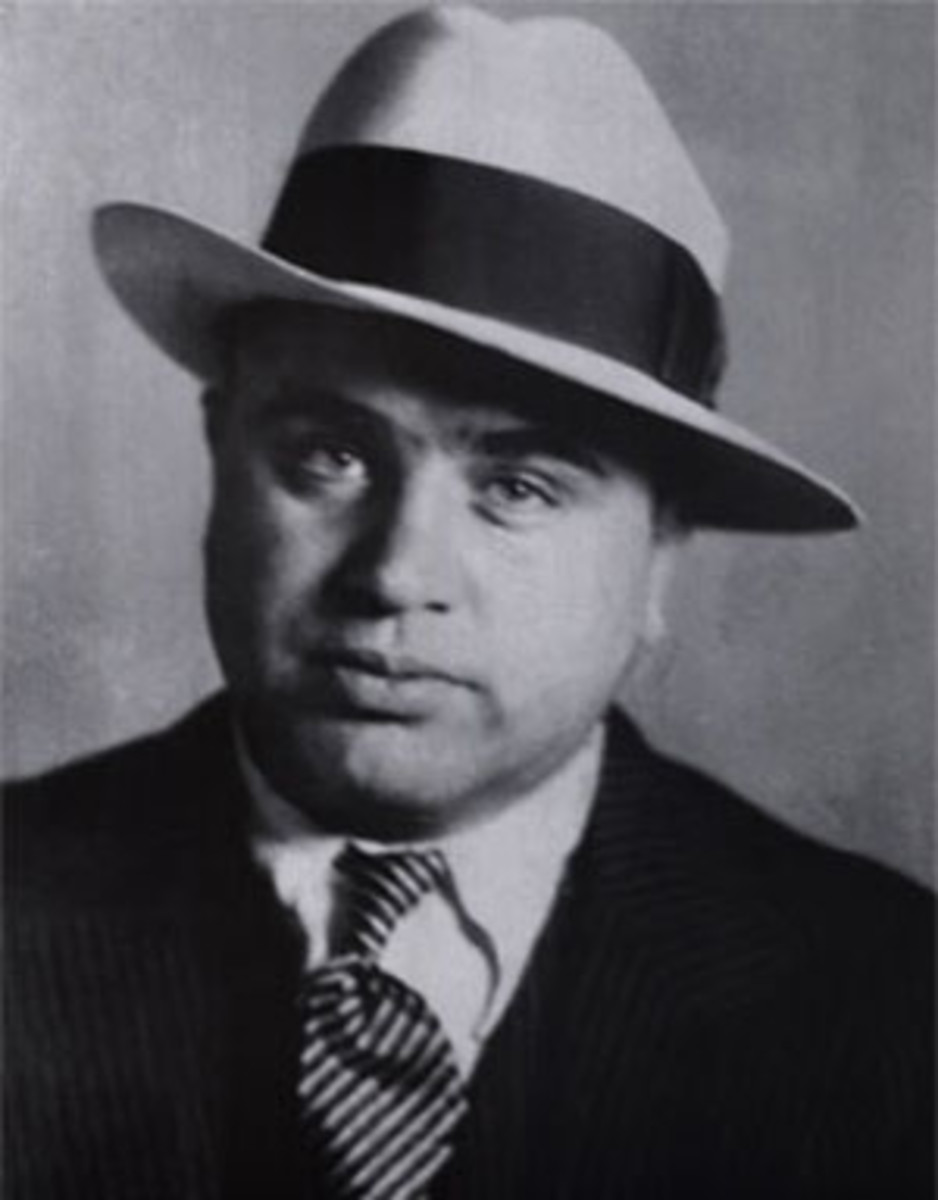 Al Capone And the St. Valentine's Day Massacre