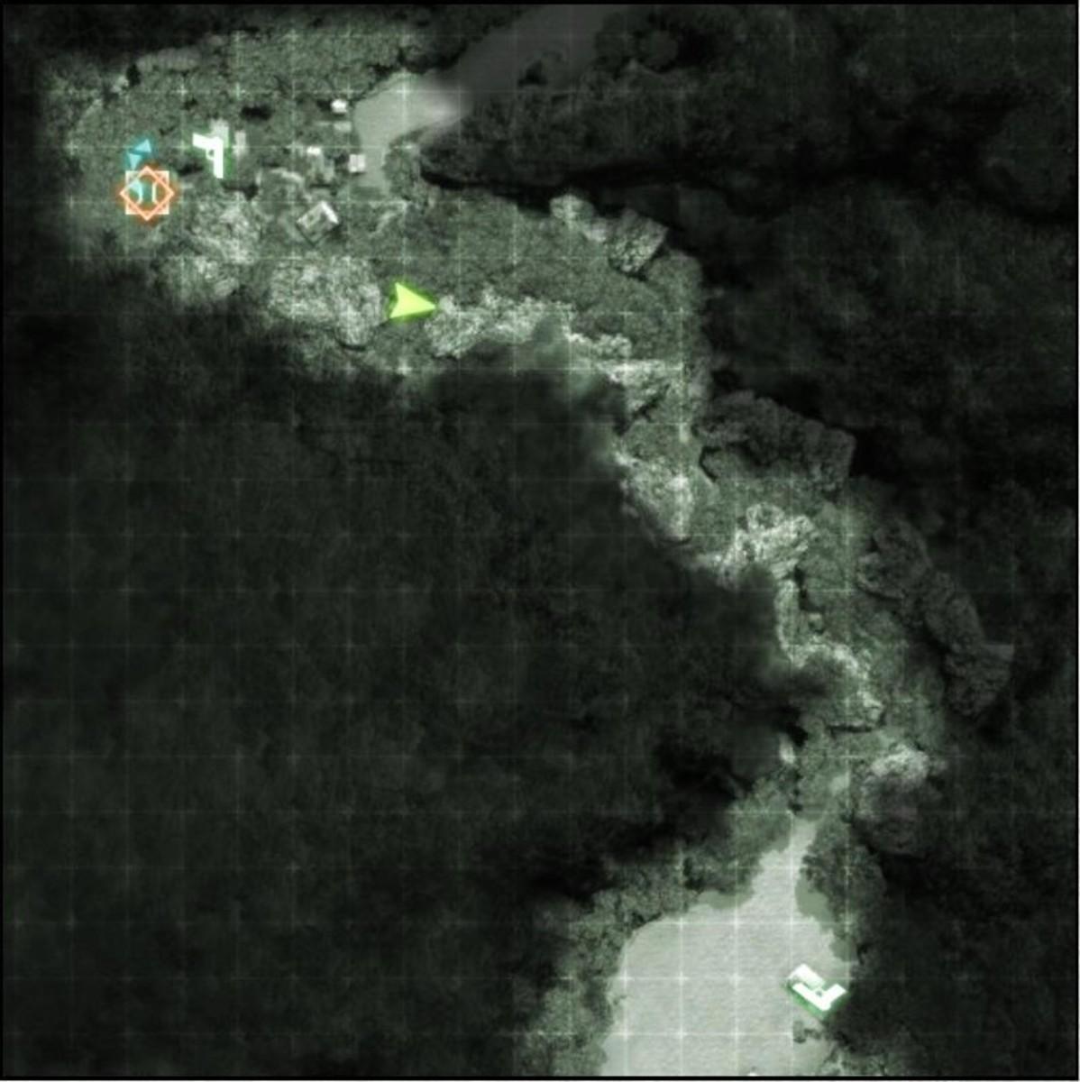 Battlefield Bad Company 2 Satellite Uplink / M-COM Locations Guide Part 1