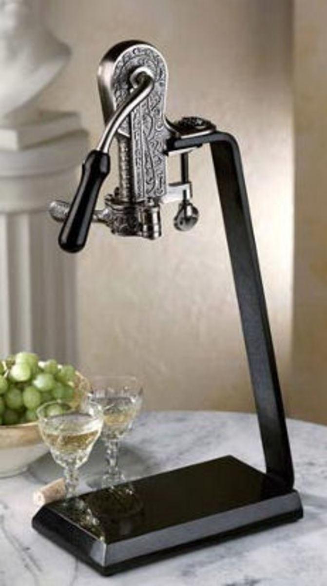 Rogar Champion Lever Wine Opener