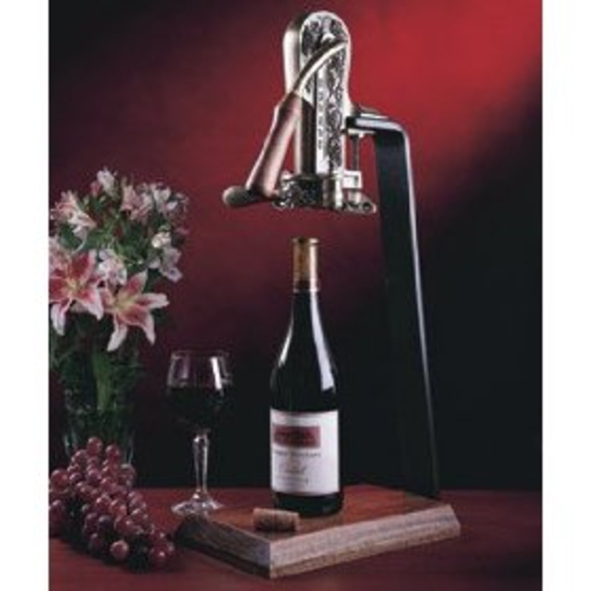 Rogar Estate Lever Wine Opener Corkscrew