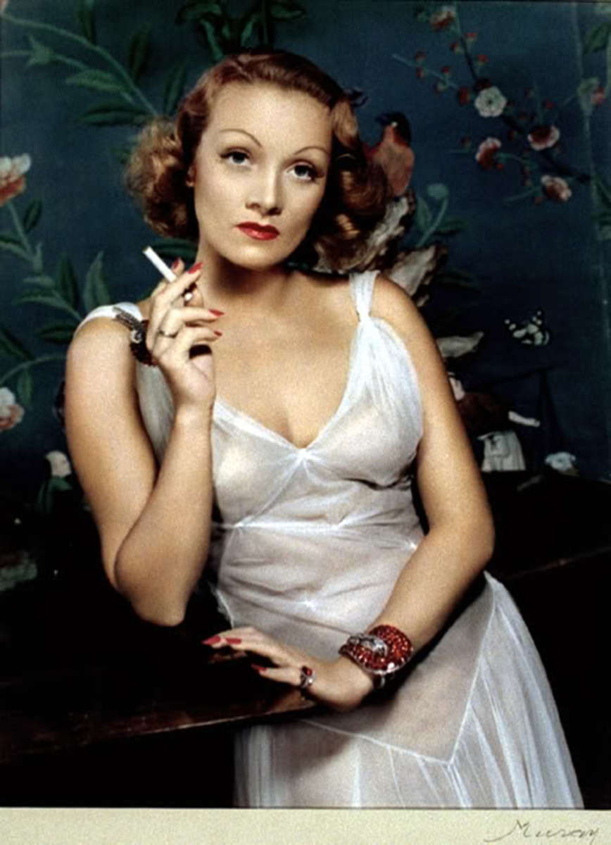 Marlene Dietrich Beautiful German Models and Actresses