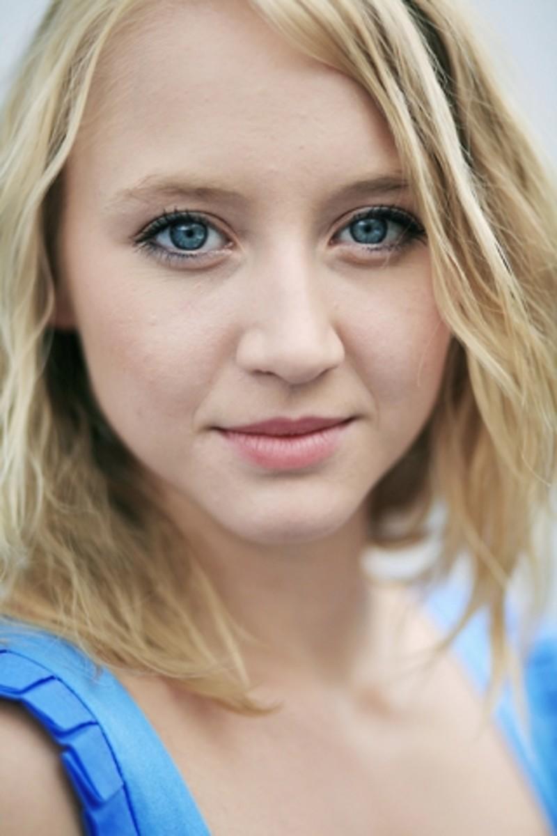 Anna Maria Muehe Beautiful German Models and Actresses