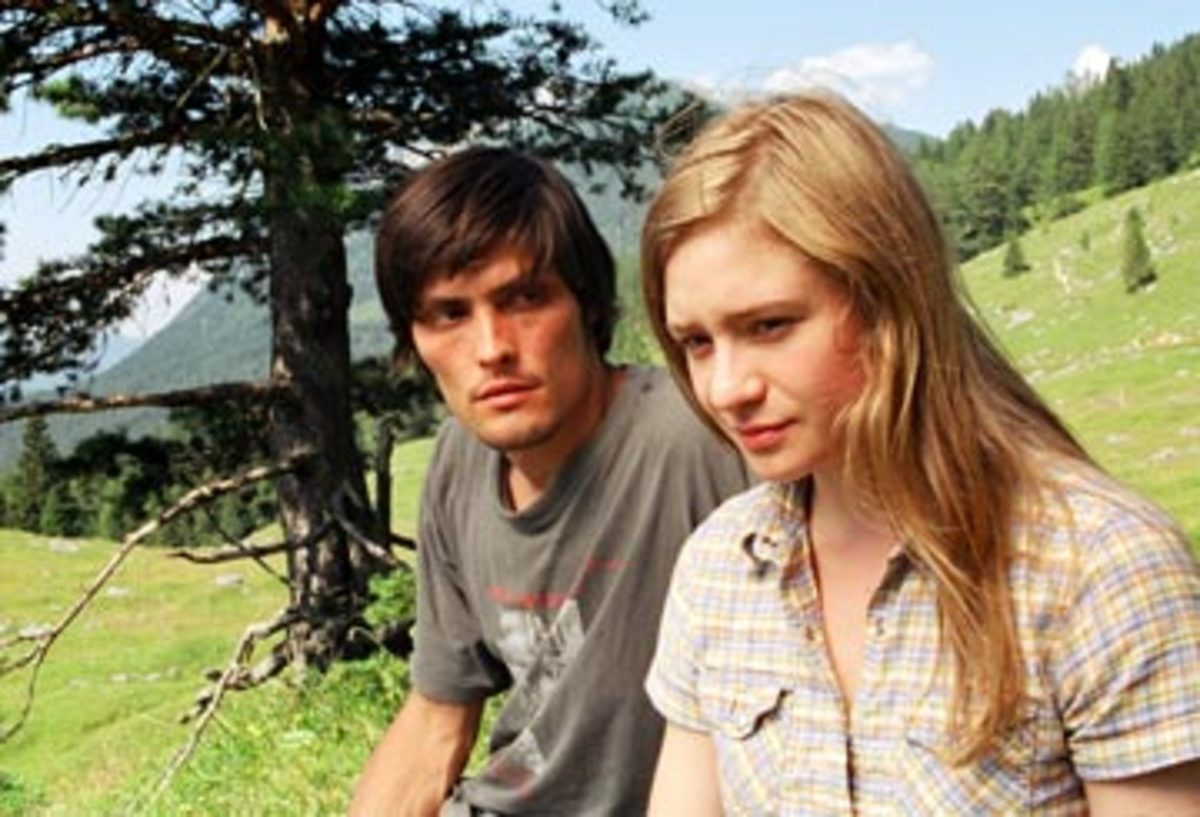 Stipe Erceg and Julia Jentsch in IFC Films -- The Edukators in 2005    Beautiful German Models and Actresses