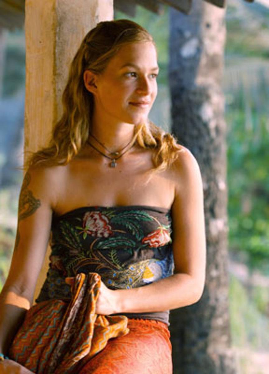 Franke Potente Beautiful German Models and Actresses