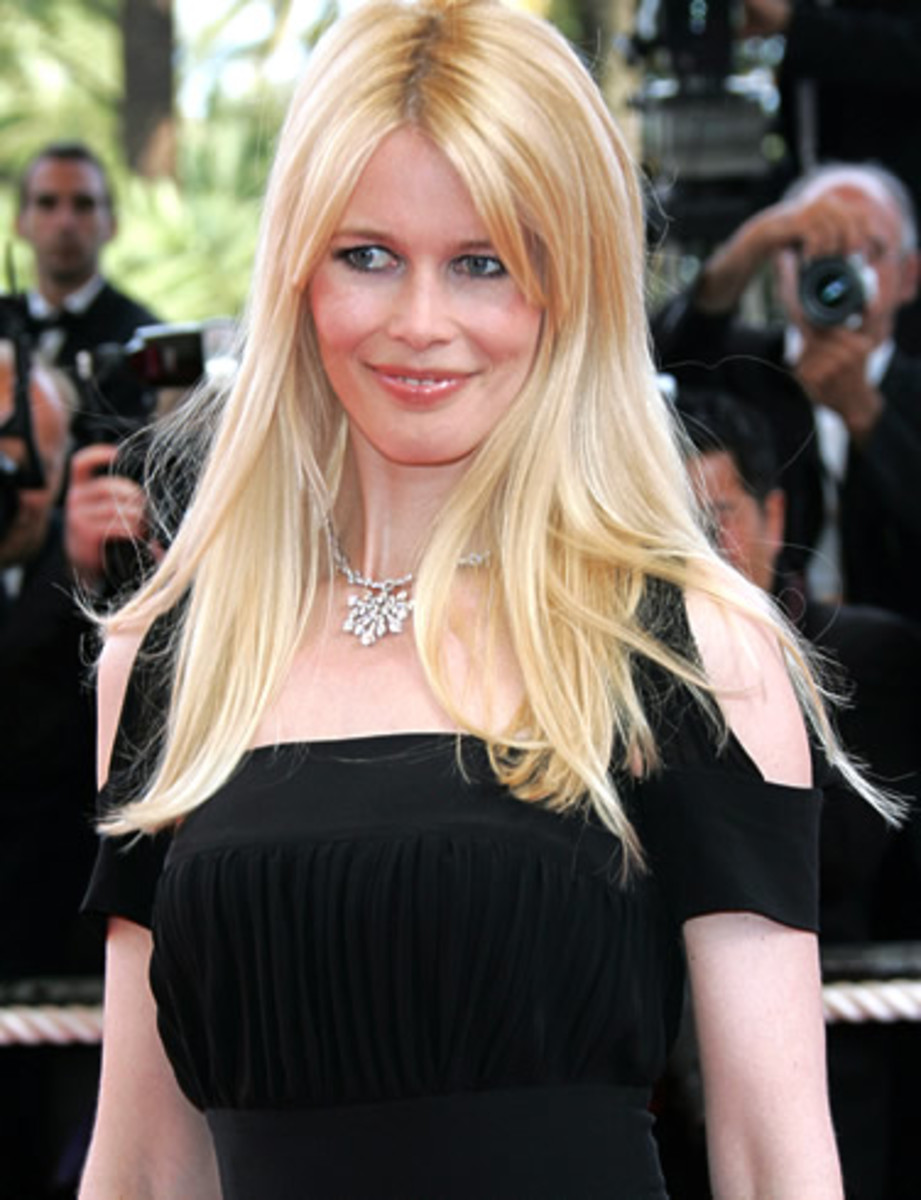 Claudia Schiffer Beautiful German Models and Actresses