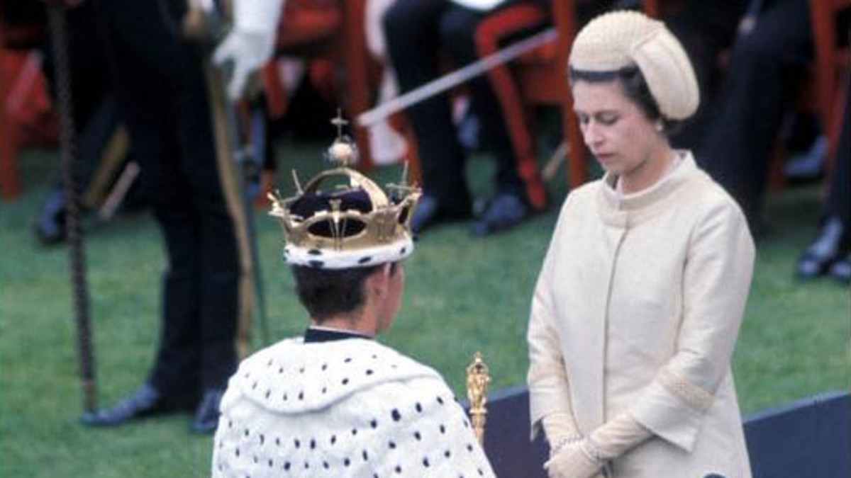 The Investiture of Prince Charles, Prince of Wales