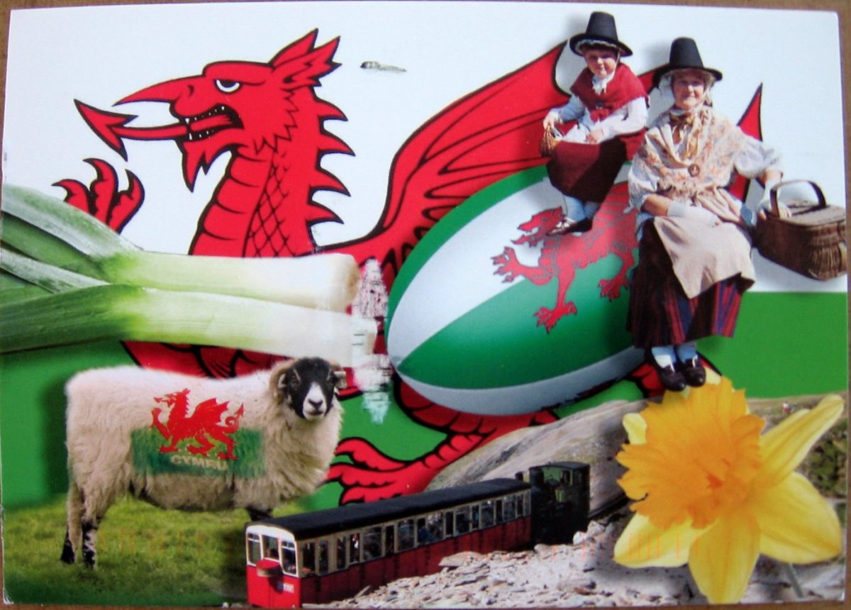 The Symbols and Emblems of Wales