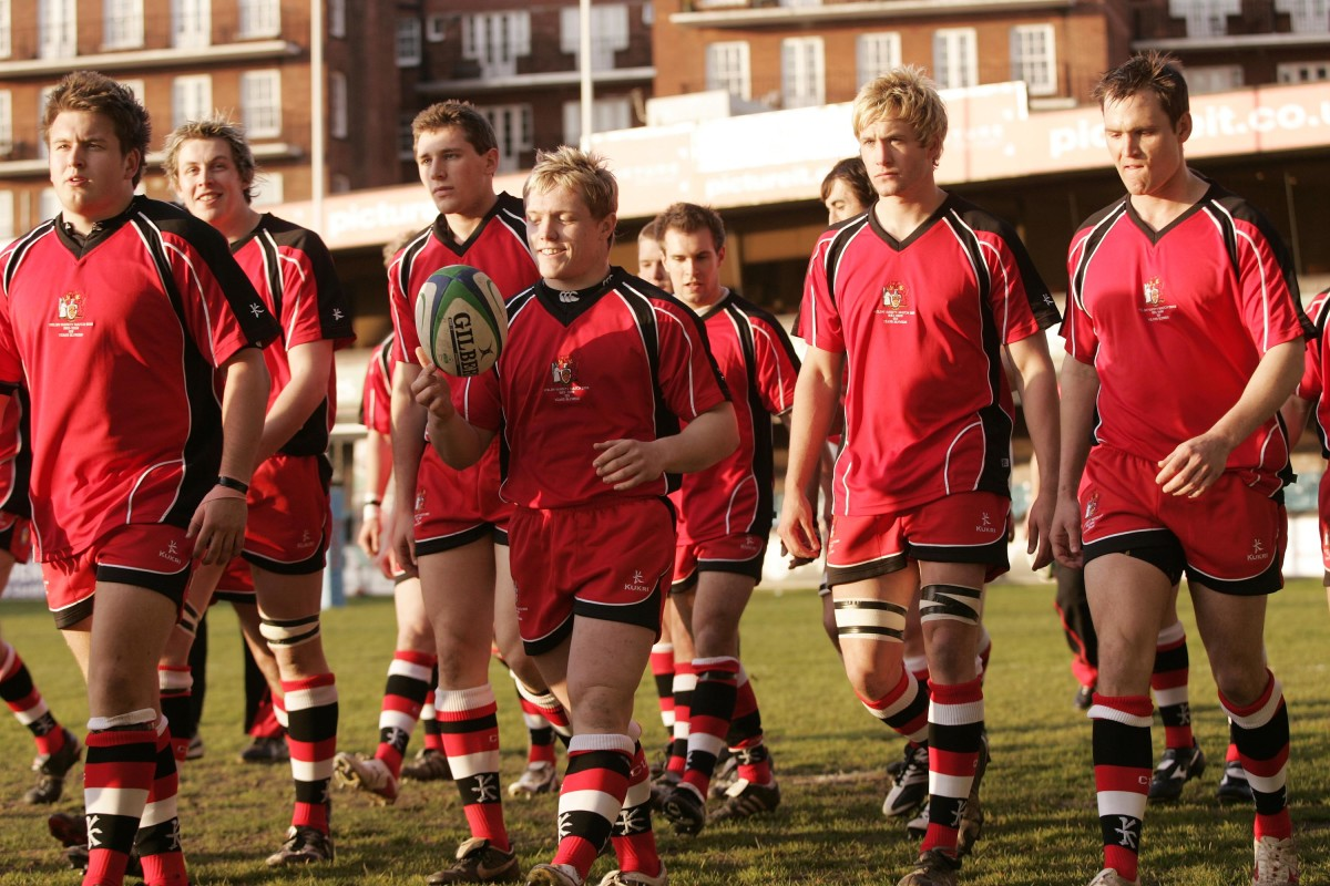 Rugby team Wales   Rugby -- national game