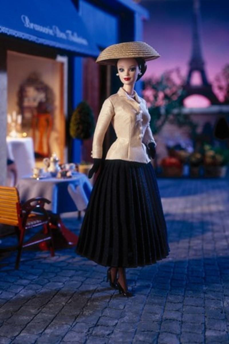 Barbie Doll in Paris