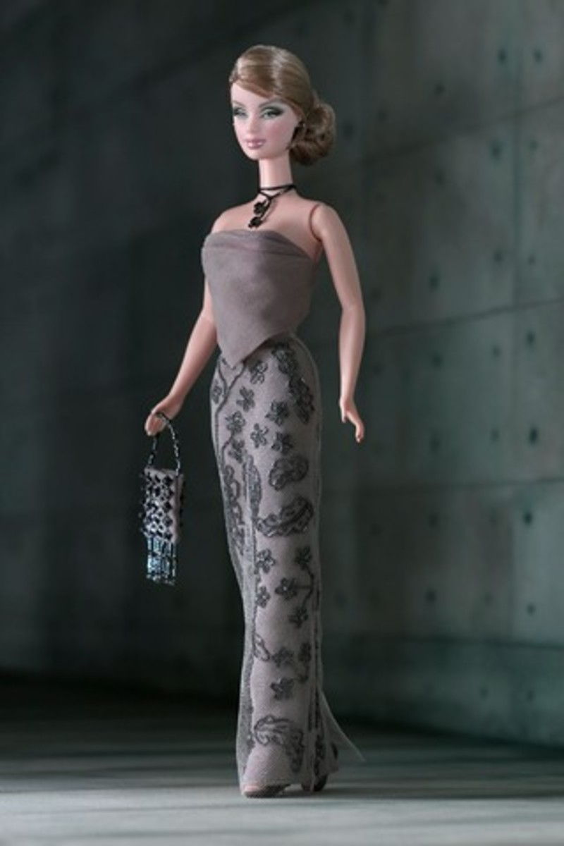 Barbie Doll in Armani