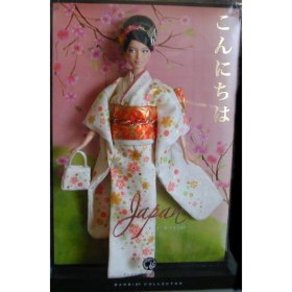 Platinum Series Wedding Barbie Doll - Japan