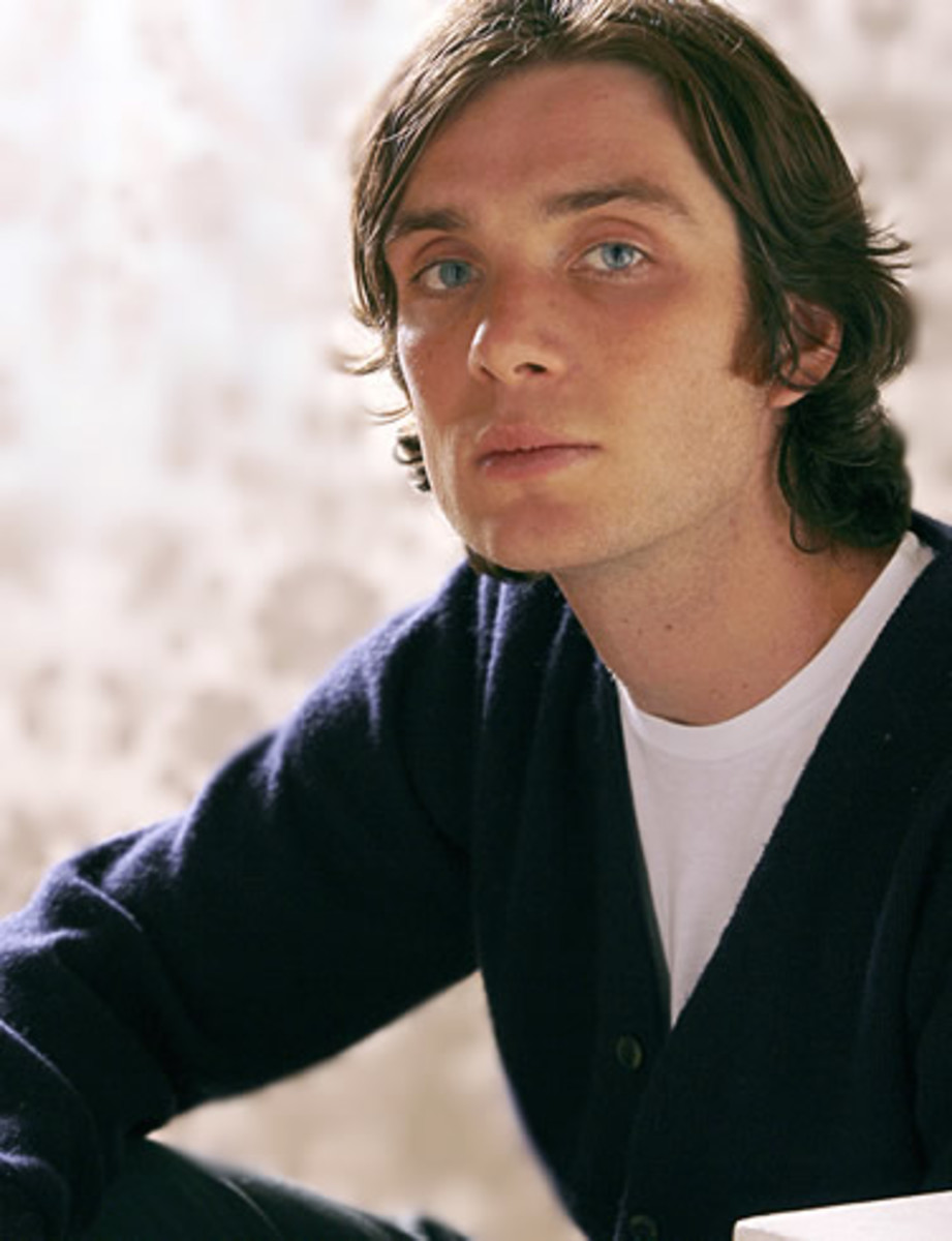 Cillian Murphy - Irish best and famous actor